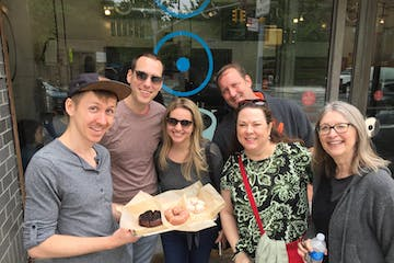 private food tour, food tour nyc, walking tour nyc, team building activity nyc