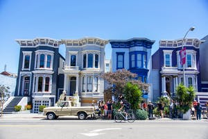 a bike tour of san francisco