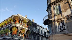 Take a tour of the French Quarter in New Orleans