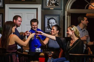 Enjoy a tour of New Orleans with alcohol