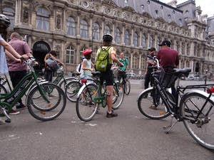 Your team will enjoy group cycling
