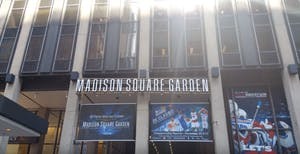 Madison Square Garden is one of the most famous icons of NYC