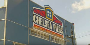 Chelsea Pier offers all sorts of team building activities