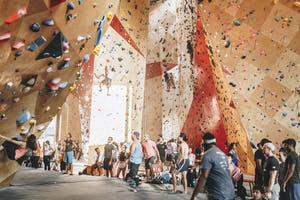 your team will love rock climbing