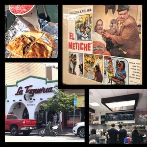 Burritos, tacos, and more in the Mission District