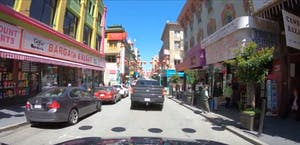 A stroll up Grant Avenue in Chinatown SF