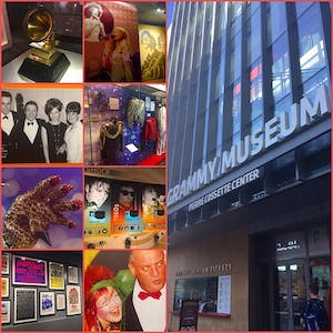 The Grammy Museum and the history of the most famous award show in show business