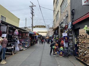 The LA Fashion District