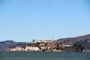 Alcatraz in the Summer
