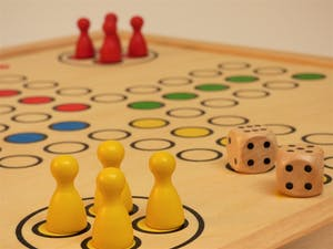 Get Competitive with a Board Game
