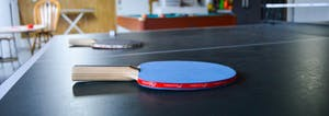 Play a rousing game of Ping Pong with your friends