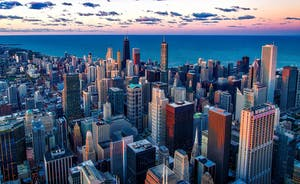 Take in Chicago's Stunning City Scape