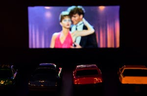 Enjoy a Free Drive-In Movie in Chicago