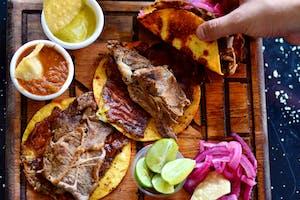 Taco Tasting on Food Tour
