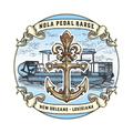 New Orleans Pedal Barge