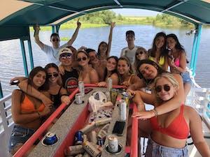 Nola Booze Cruise