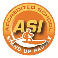 accredited sup school badge
