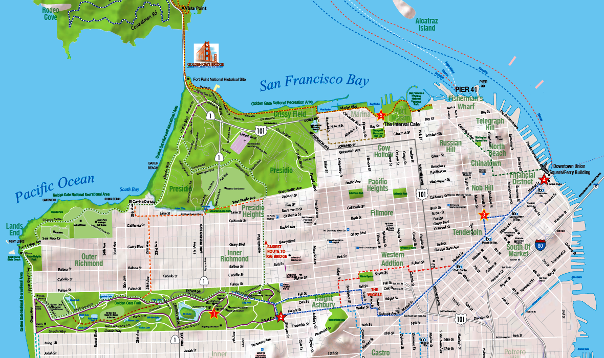 Whole City Map