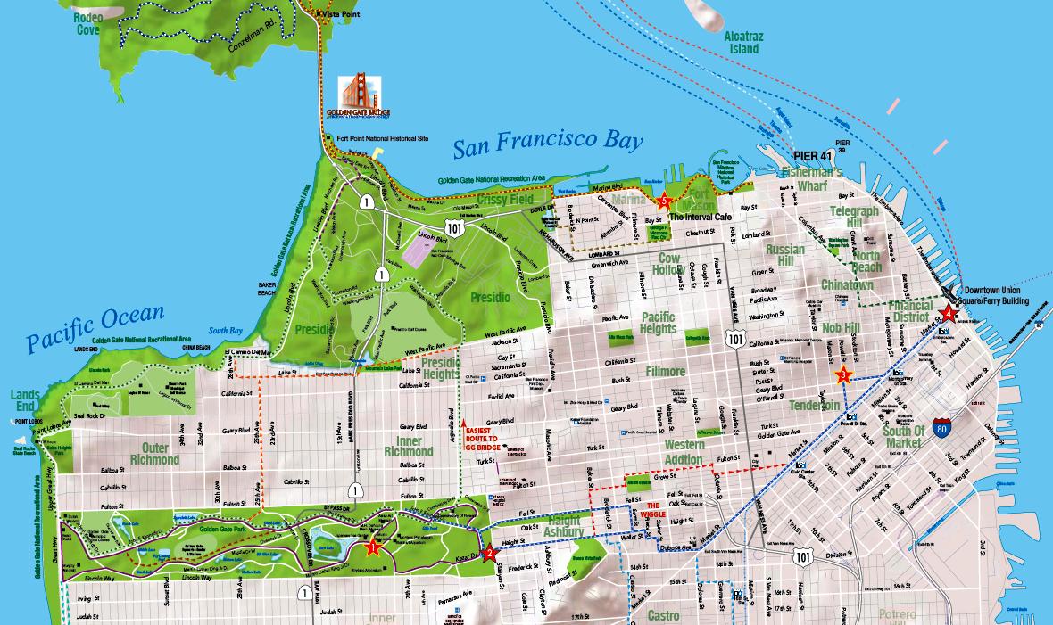 Whole City Map