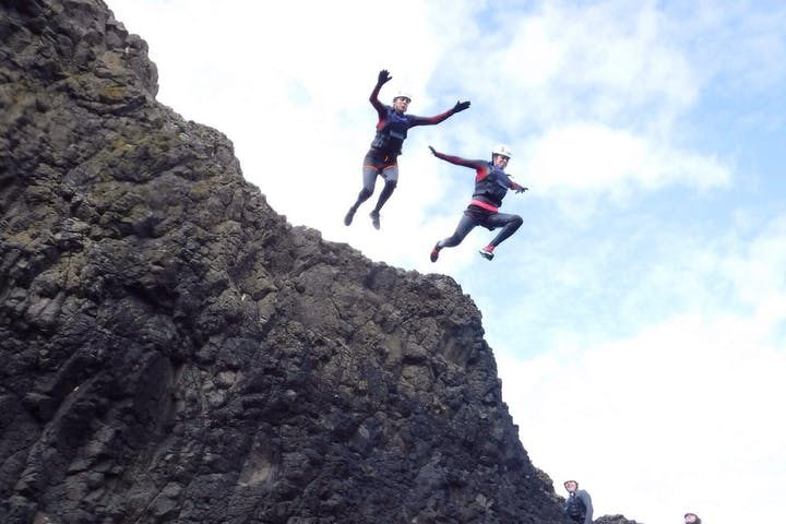 Cliff Jumping Northern Ireland