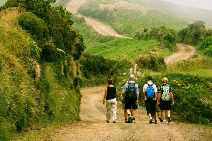Walk Cumeeiras
