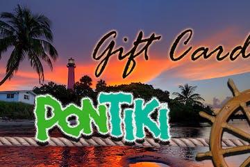 Purchas a Pontiki Gift Card