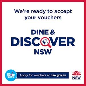 Dine & Dsicover NSW
