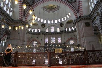 Suleymaniye Mosque Tour Image