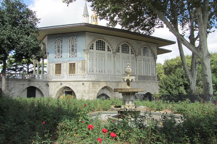 Topkapi Palace and Harem Image