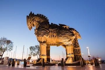 Trojan Horse Canakkale
