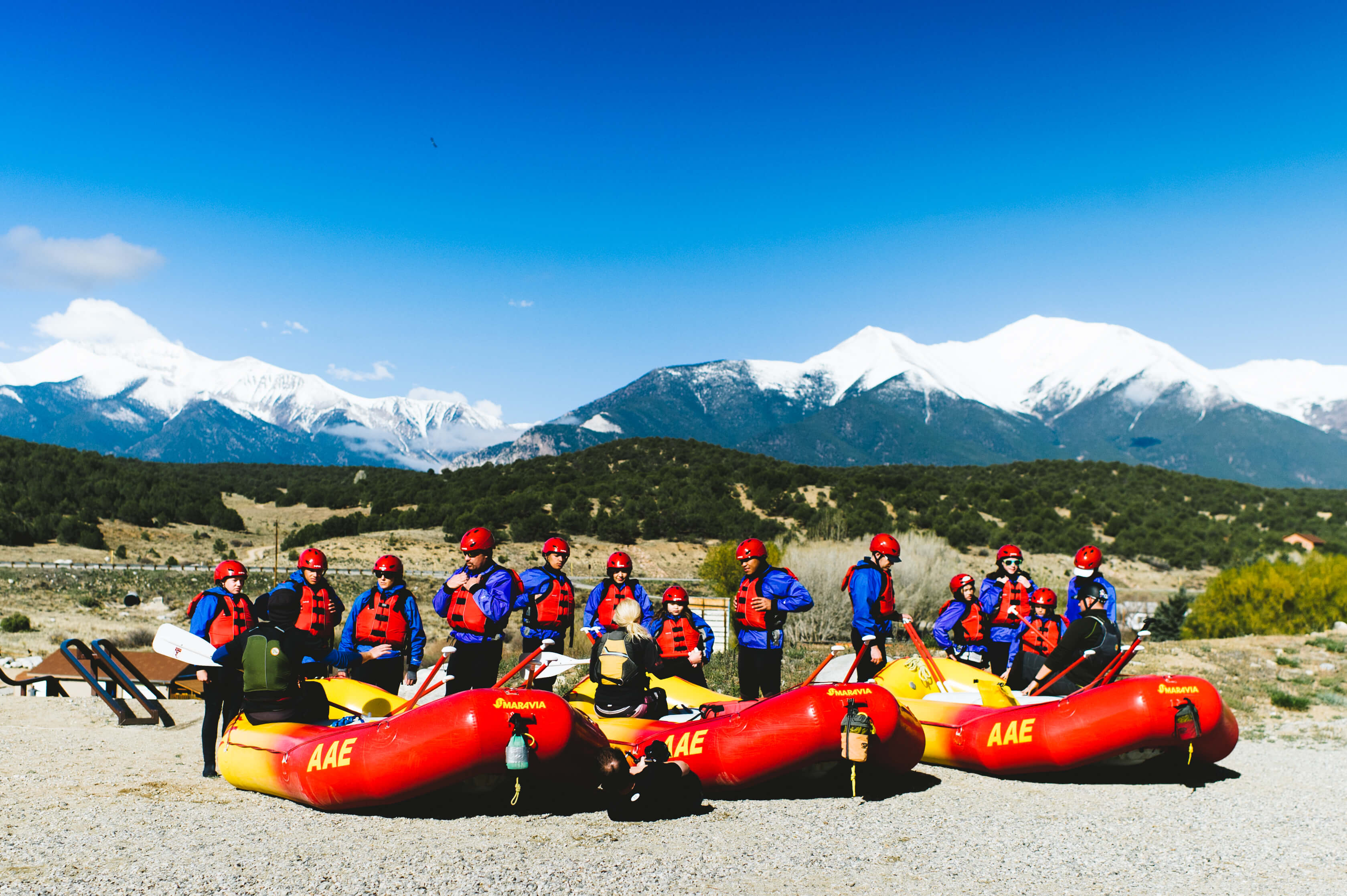 what to bring white water rafting
