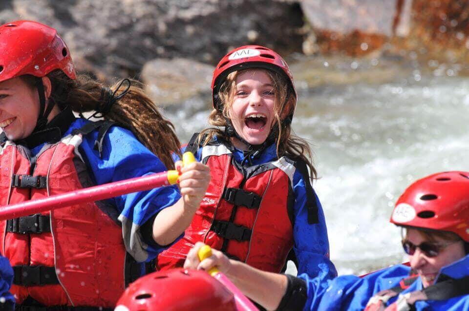 Colorado S Best White Water Rafting For Kids American Adventure Expeditions