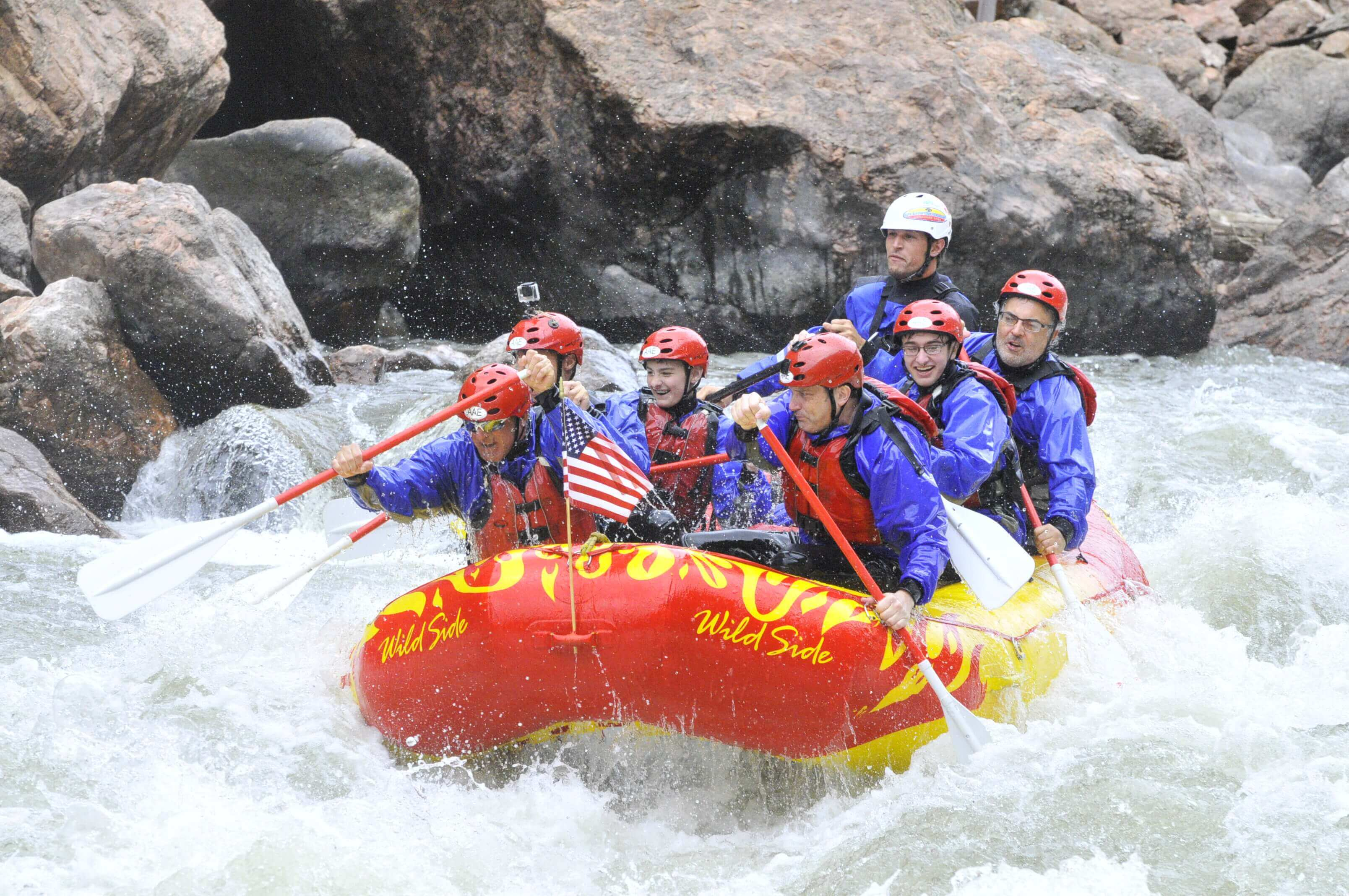 best white water rafting trips