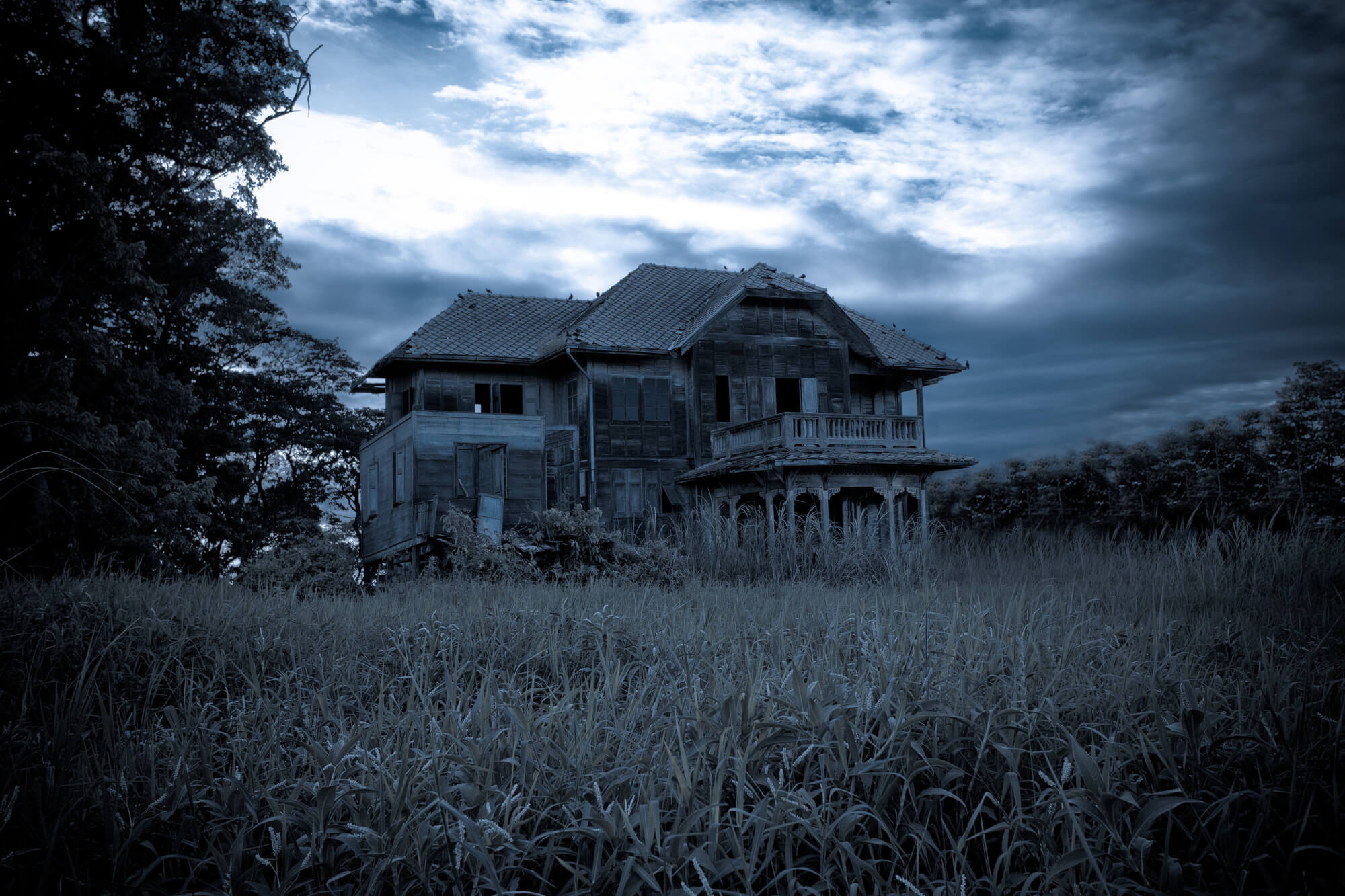 scariest haunted houses in colorado