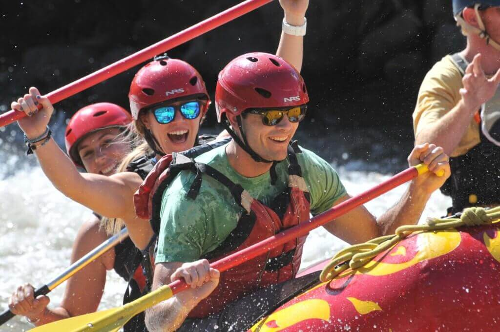 rafting arkansas