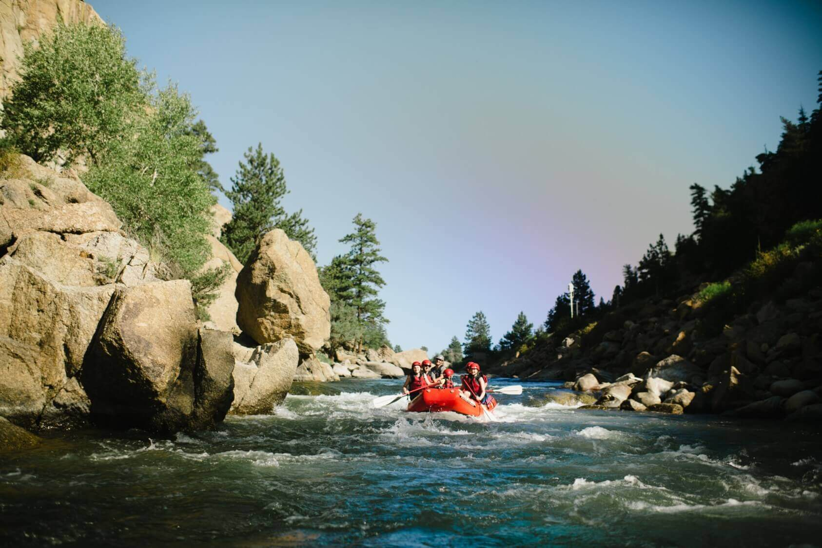 arkansas river colorado rafting