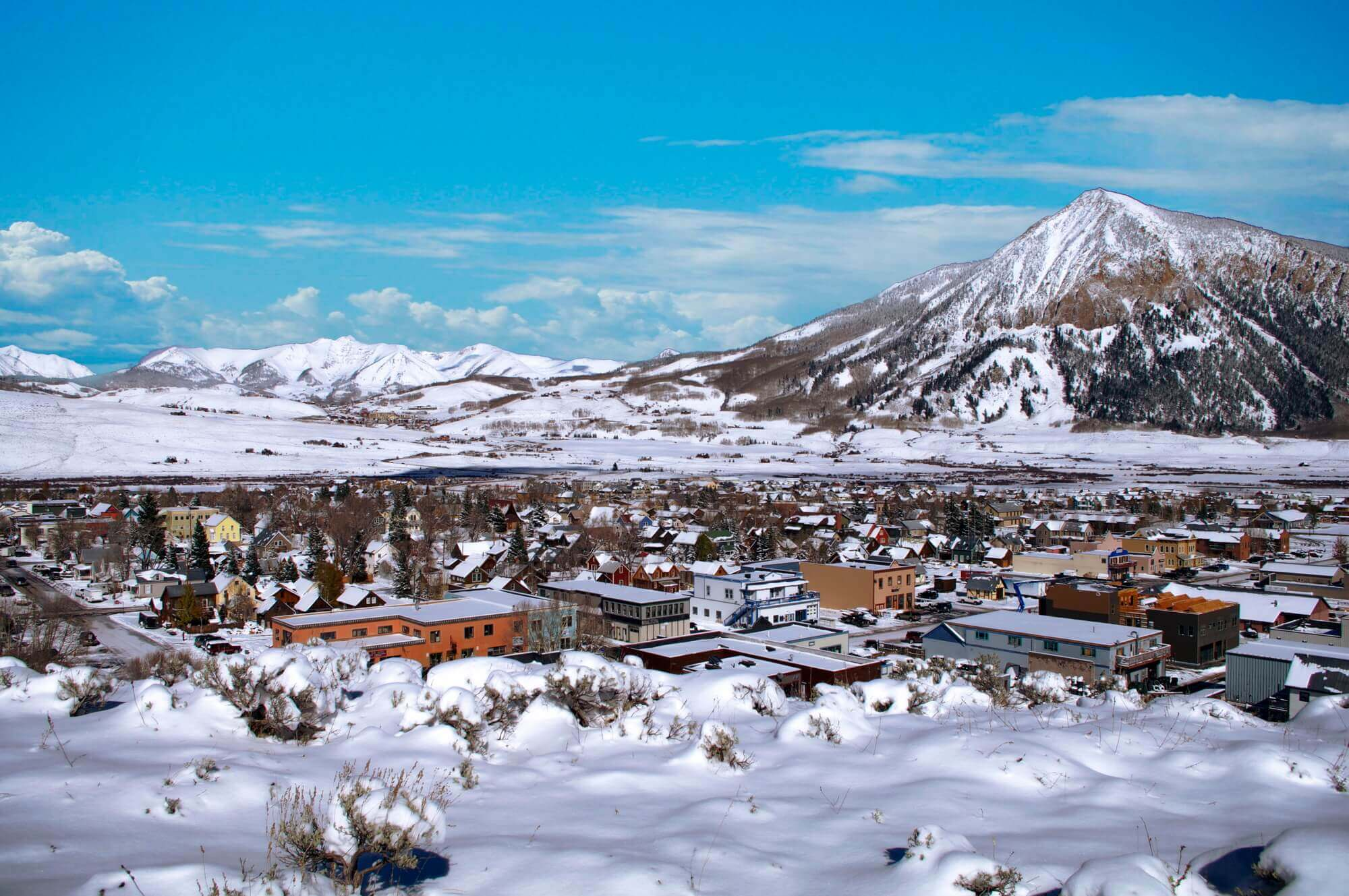 scenic places in colorado crested butte