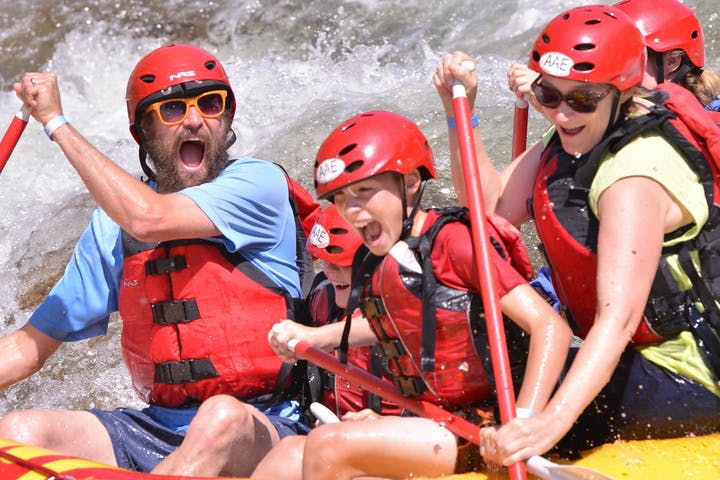 Browns Canyon: Classic Tour whitewater rafting