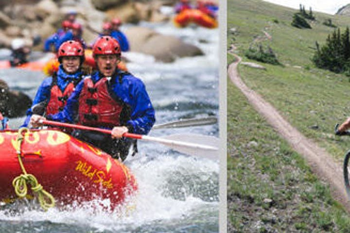 Browns Canyon: Raft + MTN Bike Package