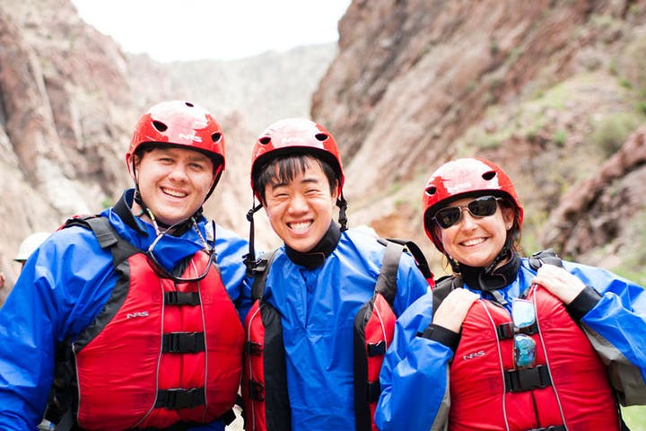 Browns Canyon: Deluxe Tour whitewater rafting
