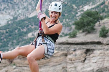 zipline adventure colorado