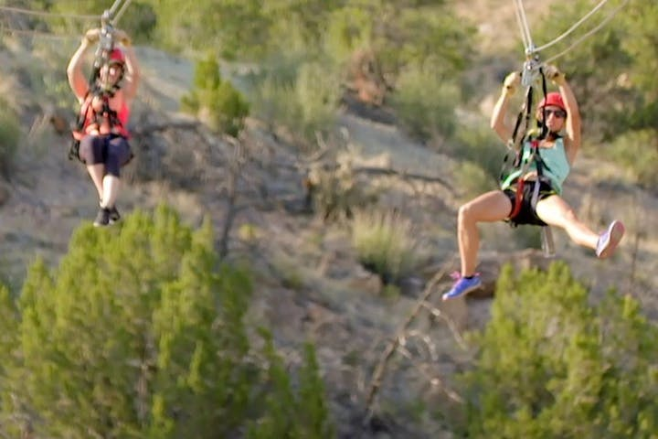 Royal Gorge Rafting & Zip Line Tours Package