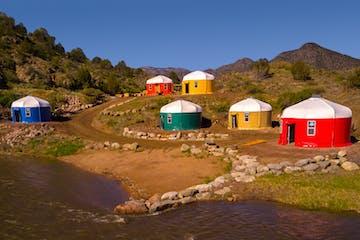 Riverside Yurt Rentals