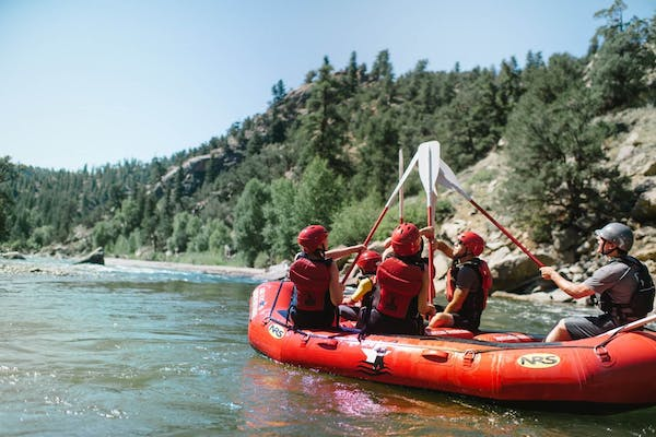Colorado White Water Rafting | American Adventure Expeditions