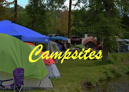 Apple River Campsites