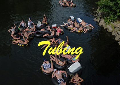Apple River Tubing