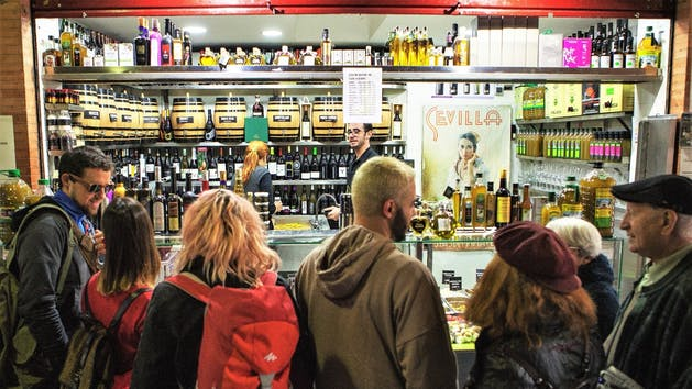Seville-Wine-Store