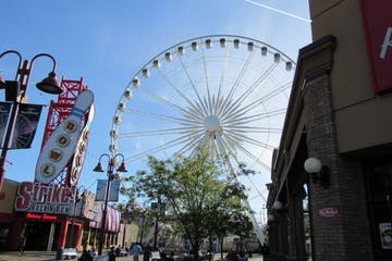niagara falls tour toronoto skywheel