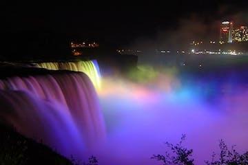 Niagara Falls Evening Light Tour