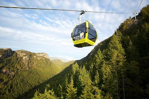 A view of the sea to sky gondola
